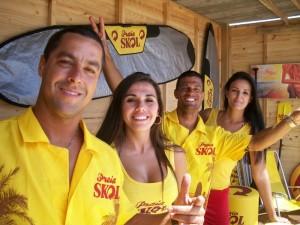 Garagem Skol 2012 Praia Brava Itajaí