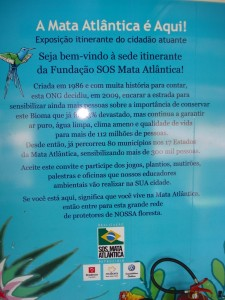 Projeto SOS Mata Alântica Natura