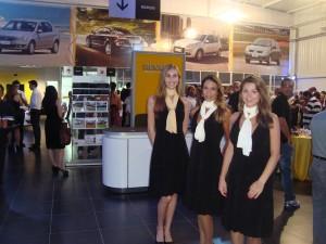 Inauguração Automega Renault Rio Tavares