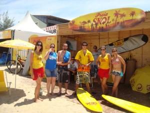 Brasileiro de Surf Profissional Garagem Skol