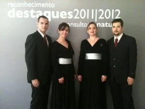 Reconhecimento Destaque 2011/2012 Natura